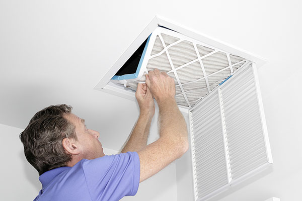 Installation, maintenance and repair of heating, ventilation and air conditioning (HVAC) systems.